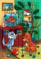 """Развивающая рамка """"Домашний зоопарк"""" (24 элемента)"""