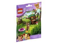 """Конструктор детский Friends (Френдс)  """"Оленёнок в лесу"""" 41023"""