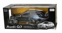 Дет. машина радиоупр.  Audi Q7  1:72
