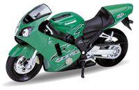 Мотоцикл Kawasaki ZX-12R 1:18