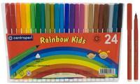 Фломастеры RAINBOW KIDS 24 цв.
