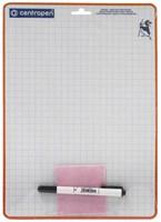 Доска для рисования маркером 240х335мм + маркер 2709