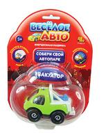 """Дет. игрушечная инерционная машинка """"Веселое авто"""" (в ассорт.)"""