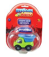 """Дет. игрушечная машинка """"Веселое авто"""" (в ассорт.)"""