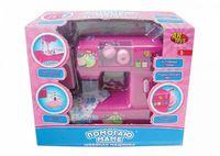 """Дет. игрушечная швейная машинка """"Помогаю Маме"""", в наборе с аксессуарами, в коробке PT-00175"""