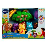 """Дет. игрушка развивающая """"VTECH"""" Боулинг с животными Африки"""