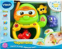 """Дет. игрушка развивающая """"VTECH"""" Плавающая Черепаха"""