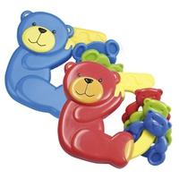 "Дет. погремушка Baby Nova ""Веселые медвежата"""