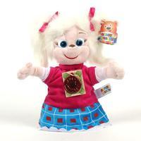 """Игрушка мягкая на руку """"Мульти-пульти"""" Роза (м/ф Барбоскины) 25 см кукольный театр"""