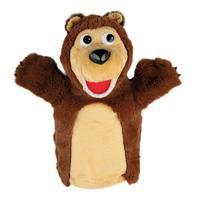 """Игрушка мягкая на руку """"Мульти-пульти"""" Медведь (м/ф Маша и Медведь) 27 см кукольный театр"""