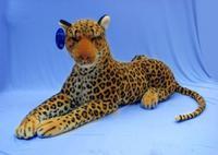 Мягкая Дет. игрушка Леопард лежачий 90см