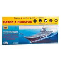 """Модели кораблей для склеивания Авианосец """"Адмирал Кузнецов"""""""