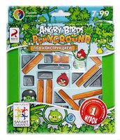 """Дет. логическая игра """"Angry Birds Playground (под конструкцией)"""""""