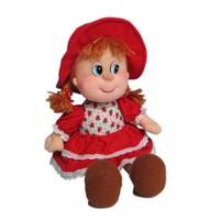 Кукла в шляпе (муз.) 25 см