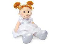 Кукла Майя в бальном платье (муз.) 28 см