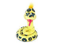 Игрушка мягкая Змей Пит (муз.) 80 см