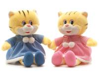 Игрушка мягкая Кошка Катюша мал. (муз.) 22 см