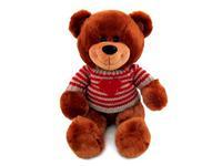 Игрушка мягкая Медведь Филипп (муз.) 27 см