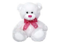 Игрушка мягкая Медвежонок Пьер белый большой (муз.) 255 см