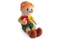 Игрушка мягкая Пиноккио большой (муз.) 46 см