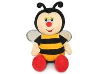 Игрушка мягкая Пчёлка мал. (муз.)18 см