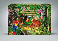 """Дет. настольная игра """"Приключения в джунглях"""""""