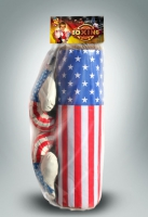 """Детский боксерский набор """"Американский флаг"""" (малый)"""