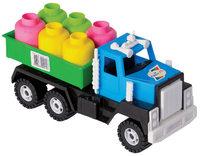 Автомобиль детский Камакс с бочками