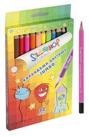 """Карандаши цветные """"Emotions Creative Jumbo"""" (12 цв., в картонной упаковке)"""
