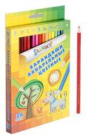 """Карандаши цветные """"Emotions Creative"""", акварельные (36 цв.)"""
