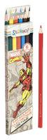 """Карандаши цветные  """"Marvel comics"""" (6 цв., пласт.)"""
