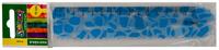"""Линейка """"Colorful"""", 15 см  (фигурная, с рисунком, синяя)"""