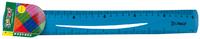 """Линейка """"Colorful"""", 30 см (гибкая)"""