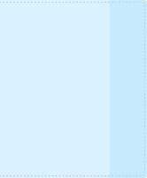 Обложка для тетрадей и дневников (213х355 мм, 130 мк, круглая , гладкая, прозрачная, 10 штук)