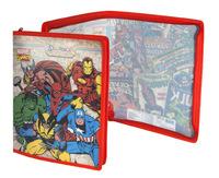 """Папка для рисунков и нот """"Marvel comics"""" (А4, 0,5 мм, полноцветный рисунок)"""