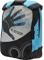 """Детский рюкзак """"Sensor"""" с отделением для ноутбука (синий)"""