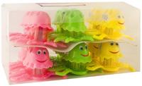 """Точилка """"Подводный мир"""" (в виде игрушки, цвет ассорти)"""