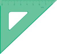 Угольник (45°/8 см, цвет ассорти)