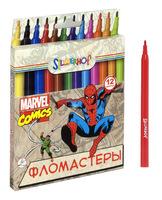 """Фломастеры """"Marvel comics"""" (12 цв.)"""