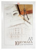 """Папка для черчения """"Архитектура"""" (10 л., А3)"""