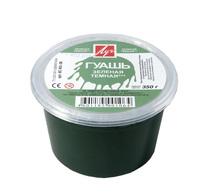 Гуашь зеленая темная (225 мл/350 г_