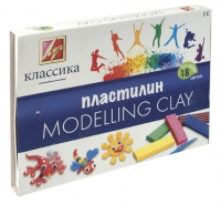 "Пластилин ""Классика"" (18 цв., 360 г)"