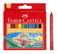 Восковые карандаши (12 цв.)