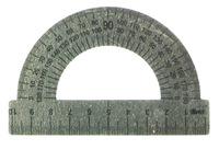Транспортир (180°/10 см)