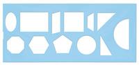 Трафарет (геометрические фигуры)
