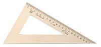 Угольник 30°/23 см (деревянный)