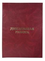 Папка для дипломных работ (110 л.)