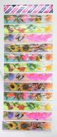 """Линейка """"Цветы"""" (20 см, рисунок в ассорт.)"""