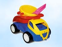 """Детский игрушечный грузовик """"Томагавк"""" с песочным набором"""