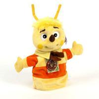 """Игрушка мягкая на руку """"Мульти-пульти"""" Пчеленок (м/ф Лунтик и его друзья) 25 см кукольный театр"""